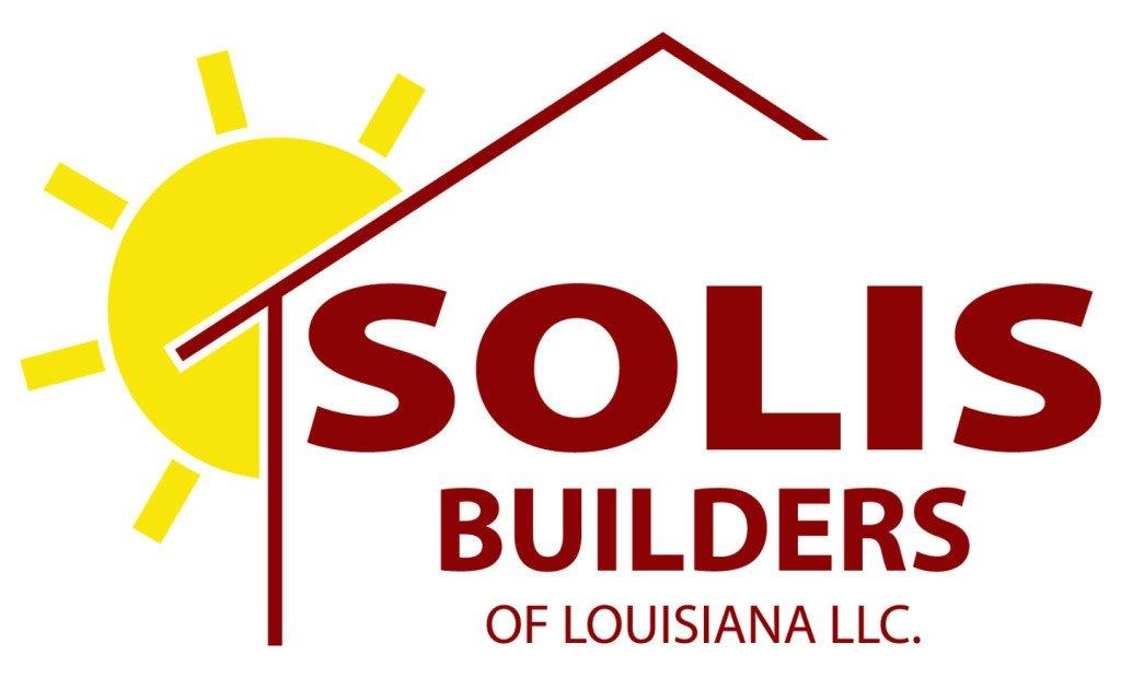 Solis Builders Youngsville LA Logo Design