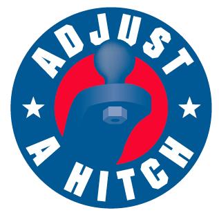 Adjust A Hitch Youngsville LA Logo Design