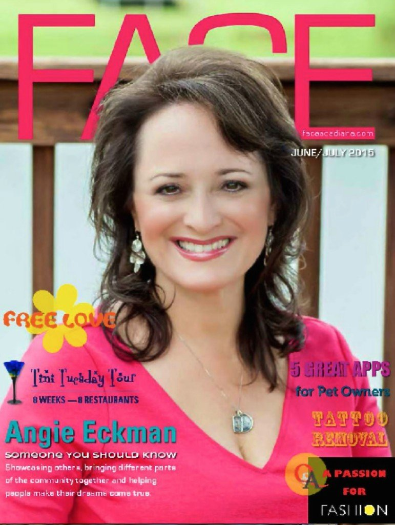 FACE Magazine Cover/Feature Story, June/July Issue 2015