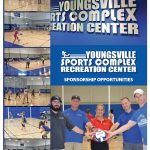 Youngsville Recreation Center Announces Sponsorship Opportunities!