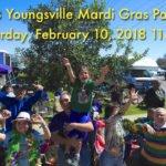2018 Youngsville Mardi Gras Parade